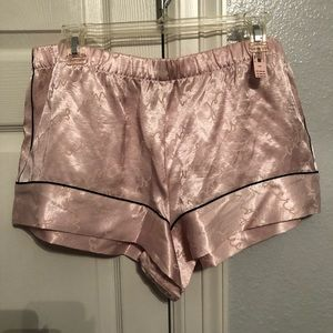 Victoria's Secret Silk Shorts